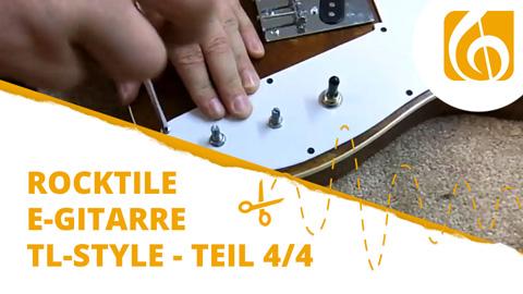 Videodokumentation Rocktile Bausatz Teil 4