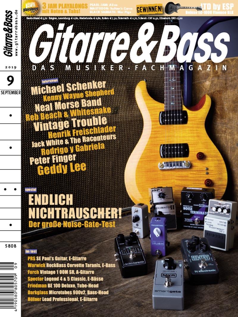 Gitarre & Bass 09/2019