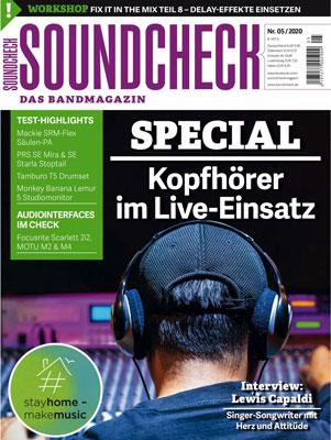 Soundcheck 05/2020