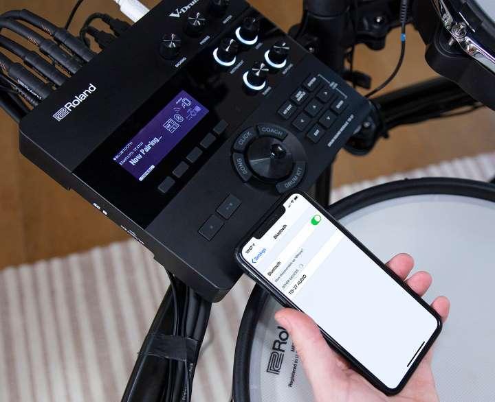 Bluetooth und integrierte Coach-Funktionen