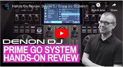 Prime GO DJ Review