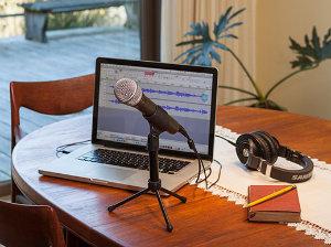 Samson Q2U Recording und Podcasting Pack