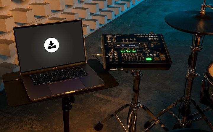 Erweitere deine Soundpalette mit der Roland Cloud